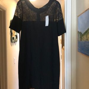 BCBG black dress new with tags